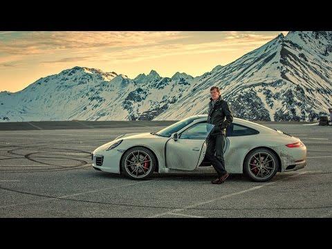 autorevue.tv S1: Porsche 911 (991.2) mit Walter Röhrl