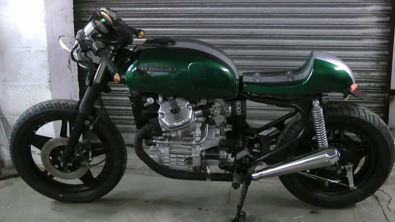 How To Build A Cafe Racer On Budget