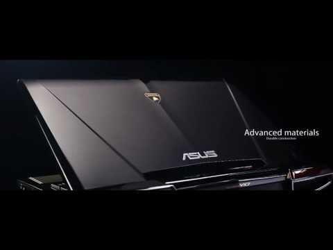 ASUS Automobili Lamborghini VX7 - A New Style of Speed