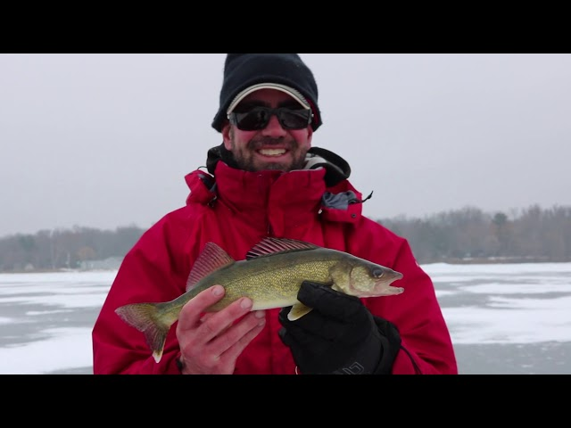 Fishing Report Mille Lacs Mid December 2018