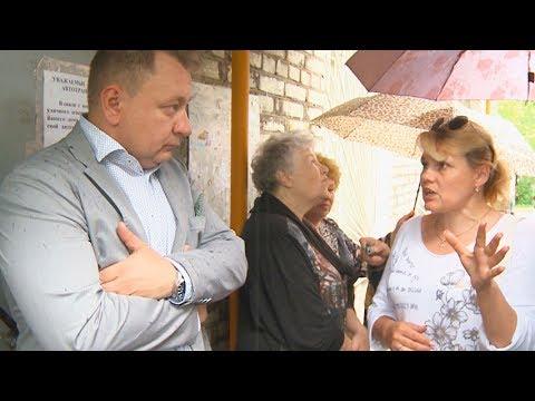 На фото Жители дома 27 по Валовой корректируют план благоустройства изображение