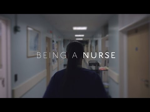 Do you want to become a nurse? See what it's like to be a nurse for people with cancer