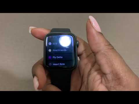 How To Create New Message In Apple Watch