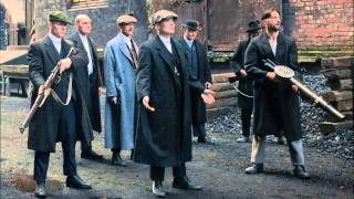 OST PEAKY BLINDERS - Nick Cave-Red Right Hand