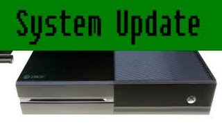 Xbox One New Home Update (Turn off Narrator) or man who is talking