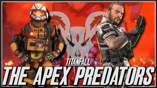 The Lore Behind The Terrifying Apex Predators | Titanfall Lore