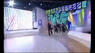 Big Brother 2008 Finale - Housemates dance