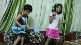Badri ki dulhania/ karaoke/ cutest version