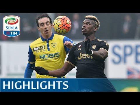 Chievo Verona - Juventus 0-4 - Highlights - Matchday 22 - Serie A TIM 2015/16