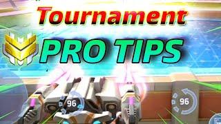 Mech Arena🏆 Tournament PRO Tips Tricks