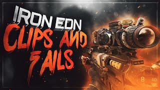 Iron EDN - Clips & Fails BO3 #1