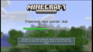 Minecraft: Semilla mas plana imposible!!