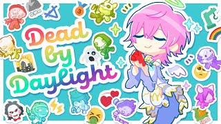 【Dead by Daylight/デッドバイデイライト】明日歌が出ます【夕陽リリ/にじさんじ】