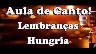Karaoke  Lembranças - Hungria Hip Hop