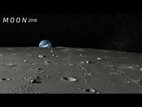 MOON - REAL SOUND / CLOSE - UP VIEW.