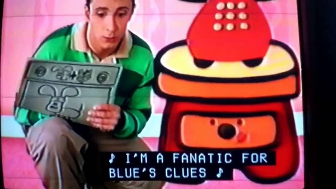 side table drawer blues clues. Blue\u0027s Clues I\u0027m So Excited For Side Table Drawer Blues