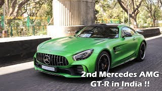 Mercedes AMG GT-R  in Bangalore | India