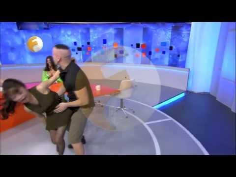 Survivor Taner Fog Tv Stüdyosunu Dağıttı!