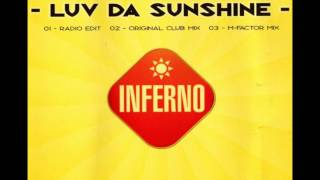 "RE-UP : DJ Benniboy (Short Version) Of ""Luv Da Sunshine""!"