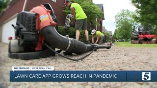 Nashville-based lawncare app Green Pal reaches 48 states, goes international during pandemic