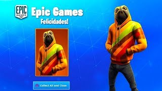 *TIP/BUG* TO GET THE NEW SKIN TOTALLY *FREE* IN FORTNITE