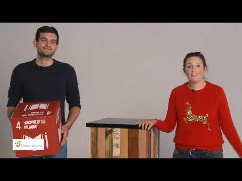 Johannes und Sarah zum Thema Chancengerechtigkeit