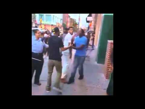 Tyrone and Big Brody FULL FIGHT
