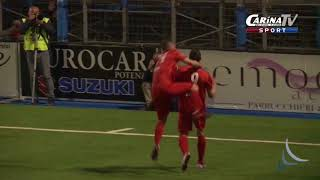Coppa Italia Serie D Potenza-S.Donato Tavarnelle 1-1