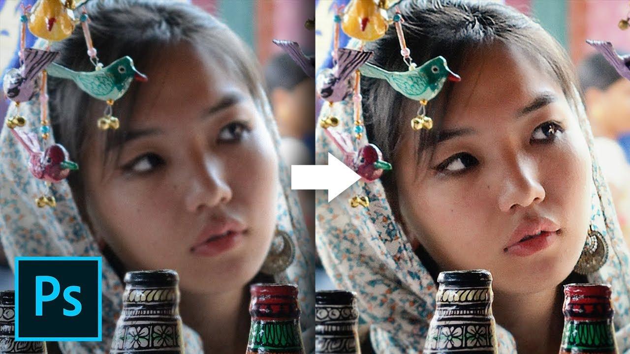 Nie Trafiliscie Z Ostroscia W Odpowiedni Punkt Zdarza Sie Nie Musicie Jednak Wyrzucac Zdje Photoshop Techniques Photoshop Photography Photo Editing Photoshop