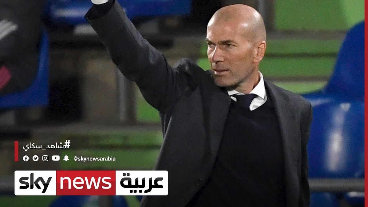 ريال مدريد وصراع الليغا.. أسبوع حاسم لأسلحة زيدان الأخيرة | #الرياضة  - نشر قبل 14 ساعة