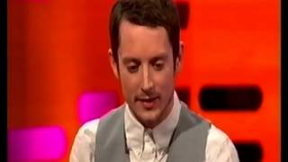 Elijah Wood Talks Hobbit, LOTR, TORn