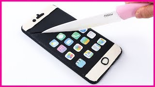 Simple Way To Make Play Doh Iphone 8X Plus Hacks Videos For Kids