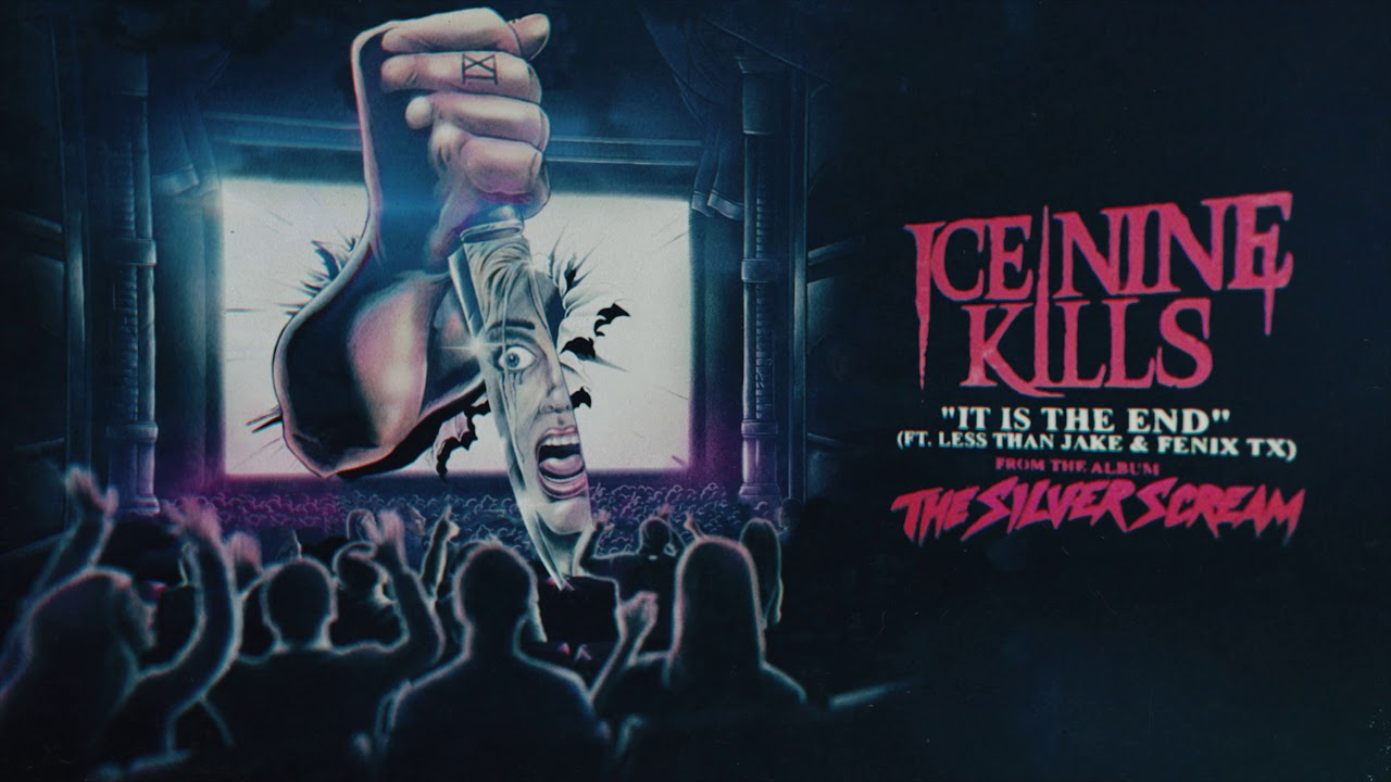 Afbeeldingsresultaat voor ice nine kills the silver scream cover