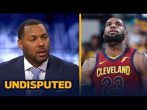 Eddie House weighs in on the Jordan vs. LeBron GOAT conversation | NBA | UNDISPUTED
