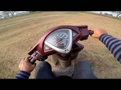 How To Ride A Scooty | Figure 8 | U-turn | Tips | Hindi