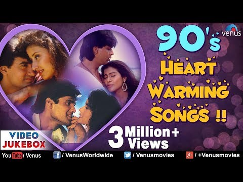 Bollywood 90's Heart Warming Songs : Best Hindi Songs ~ Video Jukebox