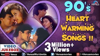 bollywood 90 s heart warming songs best hindi songs video jukebox