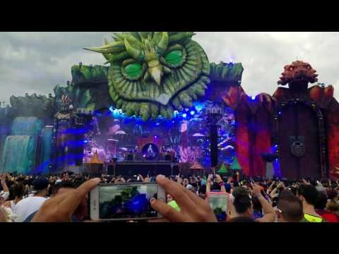 EDC New York 2016 - Intro afrojack