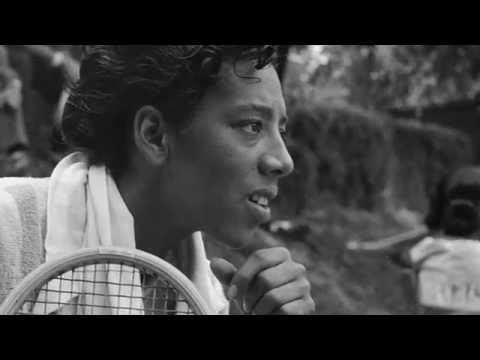 Althea Gibson's 1957 Wimbledon Win - Decades TV Network