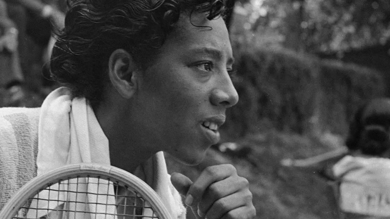 Althea Gibson s 1957 Wimbledon Win Decades TV Network