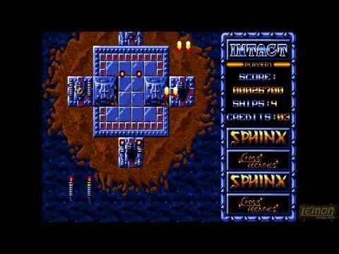 Intact (Amiga) - A Playguide and Review - by LemonAmiga.com