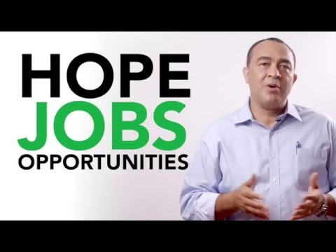 Chris Tufton on What the JLP Offers Young People HD 720p