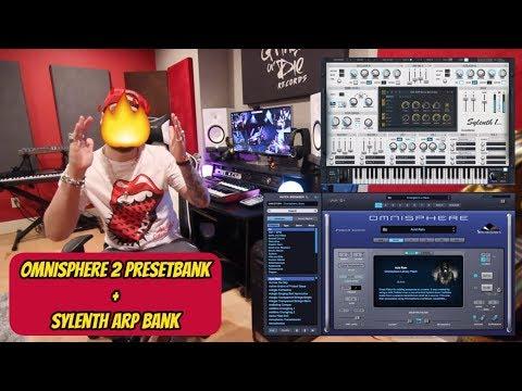 [NEW] Omnisphere Presets | Sylenth Arp PresetBank