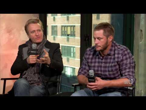 Travis Fimmel And Linus Roache Discuss History Channel's ,