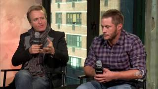 Travis Fimmel And Linus Roache Discuss History Channel's Show,