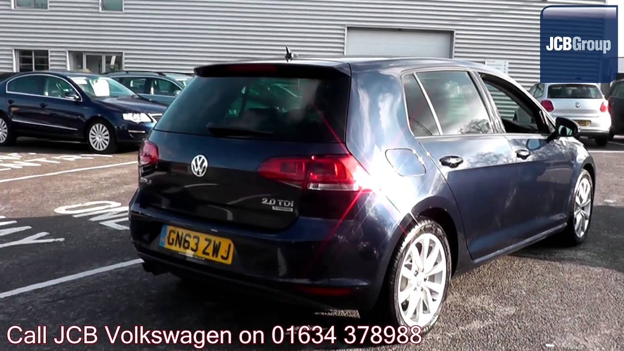2013 Volkswagen Golf GT 2l Night Blue Metallic GN63ZWJ for ...