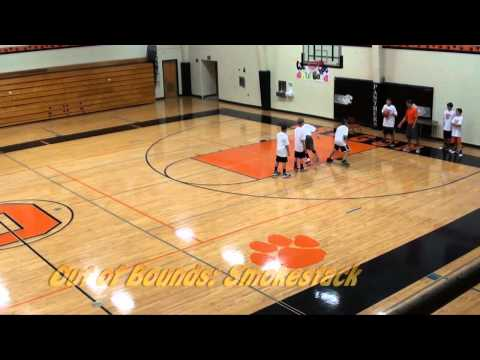 Basketball practice drills high school