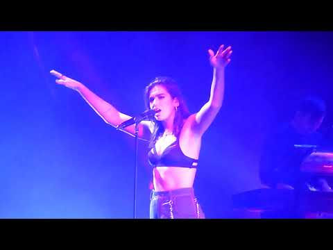 Dua Lipa No Goodbyes Live The Self Titled Tour Brighton Dome 05 Oct 2017 HD