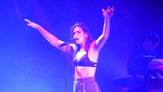 Dua Lipa No Goodbyes Live The Self Titled Tour Brighton Dome 05 Oct 2017 HD