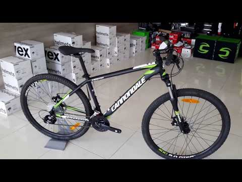 Bike Traction : CANNONDALE CATALYST 3 2017